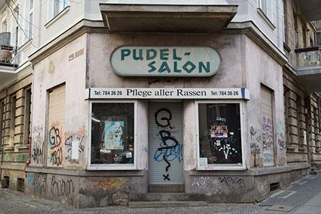 Pudelsalon Berlin
